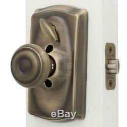 Universal Schlage Automatic Re-locking Smart Door Lock Keypad Keyless Entry