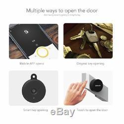 Xiaomi Sherlock Smart Lock S2 Mijia Door Lock Keyless Fingerprint Password Work