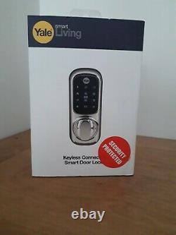 YALE Keyless Connected Smart Ready Door Lock