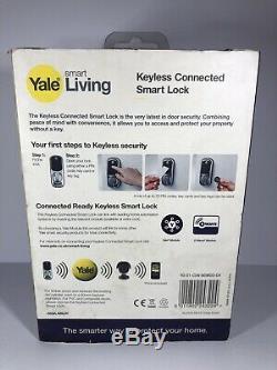YALE Keyless Connected Smart Ready Door Lock Keyless Connected Smart Lock New