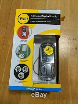 YALE Keyless Connected Smart Ready Door Lock Polished