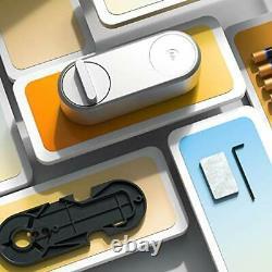 Yale 05/101200/SI Linus Smart Lock Silver Keyless and secure door lock