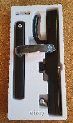 Yale Conexis L1 Bluetooth, Keyless Smart Door Lock Black Read
