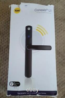 Yale Conexis L1 Bluetooth, Keyless Smart Door Lock Black Read. 2