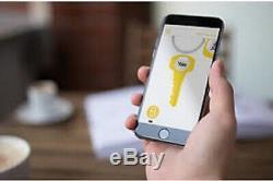 Yale Conexis L1 Smart Door Lock. Bluetooth Keyless Tag
