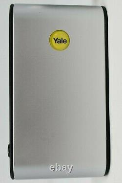 Yale Keyless Connected Ready Smart Door Lock Touch Screen Keypad Wireless Silver