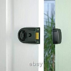 Yale Keyless Connected Smart Door Lock (Black) Energy Class A+