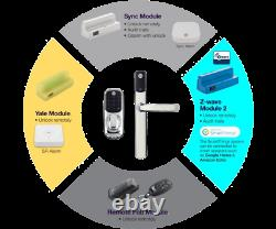 Yale Keyless Connected Touch Screen Smart Door Lock