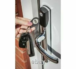 Yale SD-L1000-CH Conexis L1 Keyless Smart Door Lock Chrome