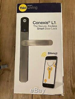 Yale Smart Living Conexis L1 Keyless Smart Door Lock