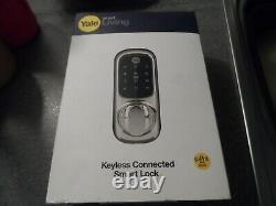 Yale Smart Living Keyless Connected Smart Door Lock brand new in box