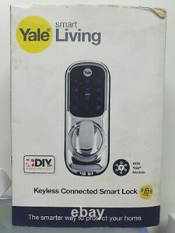 Yale Smart Living Keyless Connected Smart Lock