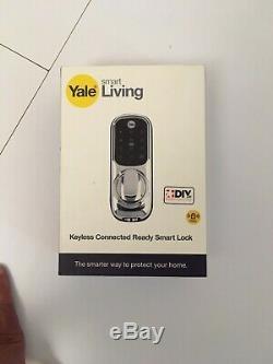 Yale keyless connected smart door lock