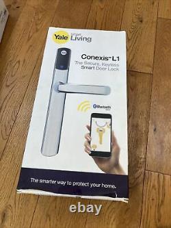 Yale smart Living Conexis tm L1 Smart Door Lock keyless