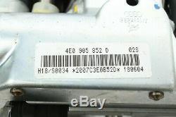04 05 06 07 Audi A8 Ensemble D'allumage Key Gauge Ecu Serrure De Colonne Oem 92k