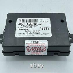 04-07 Ford F250 F350 Module Multifonction Antivol Sans Clé 4c7t-15k602-aj