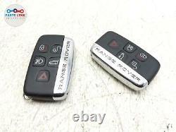 2012-2016 Range Rover Sport L494 Ignition Remote Lock Smart Key Less Fobs Set-2