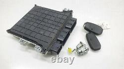 2017-2020 Infiniti Q50 Q60 Module De Contrôle Moteur Ecu Avec Keys Oem 3k