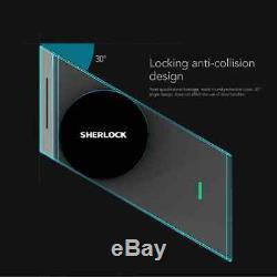 2019 Nouveau Sherlock Bluetooth Smart Accueil Porte Sans Clé De Verrouillage Électronique App Sans Fil