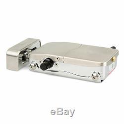 433mhz Sécurité Télécommande Sans Fil Intelligente Télécommande Antivol + 4 Clés