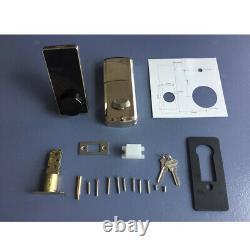 Alliage Smart Bluetooth Deadbolt Code Digital Door Lock Keyless Touch Mot De Passe
