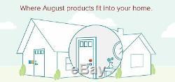Août Smart Lock Pro Sécurisé Sans Clé À Votre Smart Home Masl-03