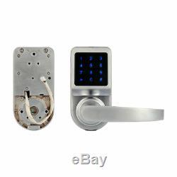 Automatique Intelligent Levier De Verrouillage De Porte Sans Clé Écran Tactile Mot De Code De Verrouillage De Porte
