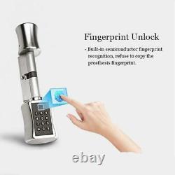 Biometrie Fingerabdruck Scanner Türöffner Türschloss Passwort Smart Türschloss