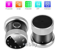 Biométrique Numérique Sans Clé Intelligent De Verrouillage De Porte Bluetooth, Carte Ic, Empreintes Digitales Stainl