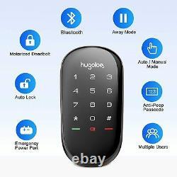 Bluetooth Smart Electronic Code De Serrure De Porte Sans Clé Sans Clé Entrée De Sécurité