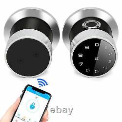 Bluetooth Smart Electronic Numérique De Verrouillage De Porte Sans Clé D'entrée Du Clavier De Sécurité