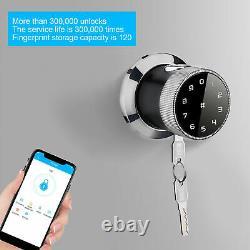 Bluetooth Smart Electronic Numérique De Verrouillage De Porte Sans Clé De Sécurité À Clavier