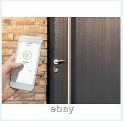 Bold Smart Lock Sx-63 Keyless Smart Door Lock Cylindre Bluetooth Argent Nouveau