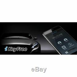 Boyo Vision Smartphone Système De Commande De Verrouillage De Porte Intelligent Sans Clé Ikeyfree