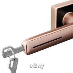Code Électronique De Verrouillage De Porte Numérique Clavier Carte À Puce Sans Clé De Sécurité Smart Lock