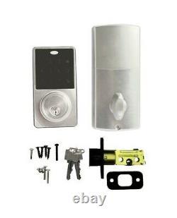 Colosus Ndl634 Verrouillage De Porte Intelligent Sans Clé D'entrée Deadbolt Avec Auto-lock, Anti-vol