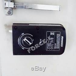 Commax Sans Clé De Verrouillage Cdl-s210 Numérique Intelligent + 4 Passcode Serrure Cartes Rfid Argent