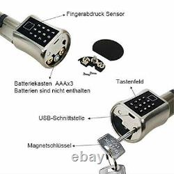 Cylindre De Verrouillage De Porte Elinksmart Smart Security Keyless Lockset Locking Cylinder