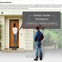 Digital Door Lock Keyless Keypad Door Coded Smart Room Lock Combination Hot Sale