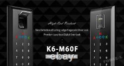 Doigt D'empreintes Digitales Numérique Milre K6-m60f Coup D'entrée Smart Security Smart Security