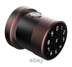 Écran Tactile D'empreintes Digitales Bluetooth Sans Clé De Porte D'entrée Smart Lock Accueil 2020