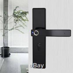 Électrique D'empreintes Digitales Tactile Sans Clé À Puce Biométrique Sécurité À La Maison De Verrouillage De Porte
