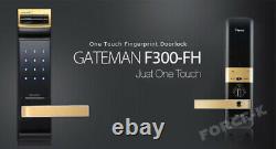 Empreinte Digitale Doorlock Gateman F300-fh Digital Smart Doorlock Hook Keyless Lock