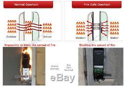 Empreinte Digitale Gateman F300-fh Digitals Smart Lock Crochet De Verrouillage Sans Clé