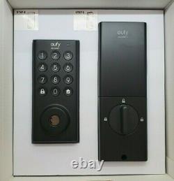 Eufy Security Smart Lock Front Door, Keyless Entry Door Lock, Contrôle De L'application