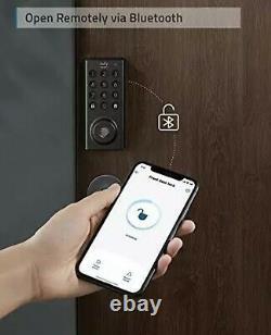 Eufy Security Smart Lock Front Keyless Entry Door Bluetooth Electronic Deadbolt