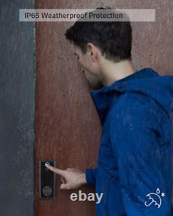 Eufy Security Smart Lock Touch Fingerprint Scanner Keyless Entry Door Lock