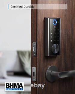 Eufy Security Smart Lock Touch Fingerprint Scanner Keyless Lock Touchscreen