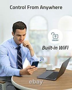 Eufy Security Smart Lock Touch & Wi-fi Fingerprint Scanner Porte D'entrée Sans Clé