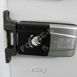 Evernet Lh500-t Numérique Intelligent Sans Clé De Verrouillage De Sécurité Serrure D'entrée 2way Argent